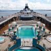 Nile cruise swimming Pool